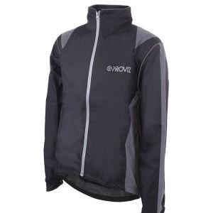Proviz Waterproof Cycling Jacket - Black