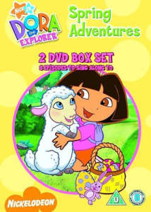 Dora The Explorer - Spring Adventures