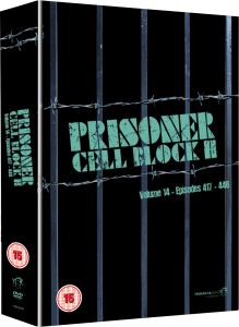 Prisoner Cell Block H - Volume 14