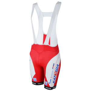 Katusha Team Bib Shorts - 2013