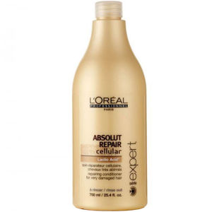 L'Oreal Serie Expert Absolut Repair Conditioner 750ml with Pump