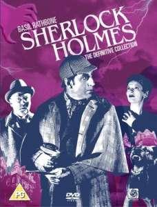 SHERLOCK HOLMES THE DEFINITIVE BOX SET 7 DVD