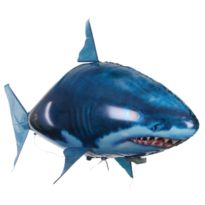 Air Swimmers - Remote Control Shark