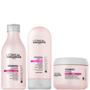 L'Oreal Professionnel Serie Expert Vitamino Colour Pack (3 Products) Bundle