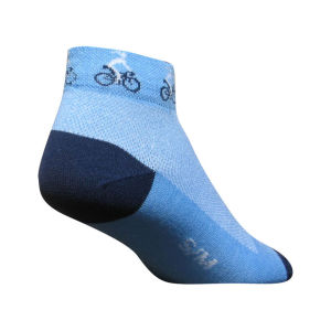 Sockguy Ponytail Cycling Socks
