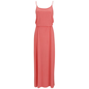 Vero Moda Women's Gemma Strappy Dress - Coral