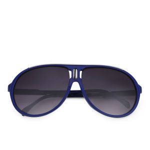 Eyecatcher Women's Oversized Aviator Sunglasses - Blue