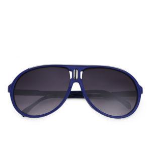 Eyecatcher Women's Oversized Aviator Sunglasses - Blue