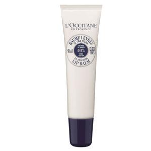 L'Occitane Shea Moisturising Organic Lip Balm (12ml)