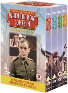 When The Boat Comes In - Complete Box Set [24 DVD]