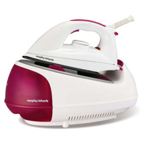 Morphy Richards Mulberry Steam Generator Iron