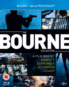 The Bourne Collection (Copia UltraViolet incl.)