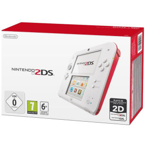 "Nintendo 2DS 3.53"" Handheld Console"