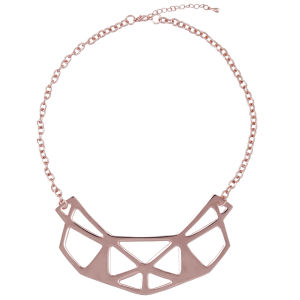 Vero Moda Women's Hallun Necklace - Copper