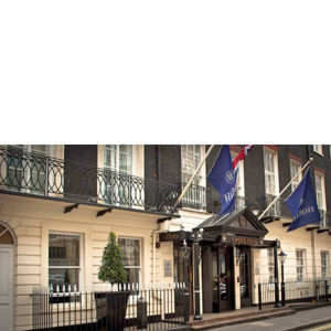 40% off Gourmet Dining for Two at the Hilton London Green Park Hotel