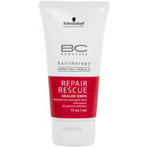Schwarzkopf BC Hairtherapy Repair Rescue Sealed Ends Treatment (75ml)