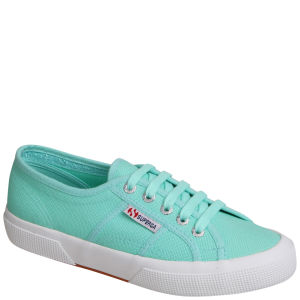 Superga Women's 2750 Cotu Classic Trainers - Pastel Green