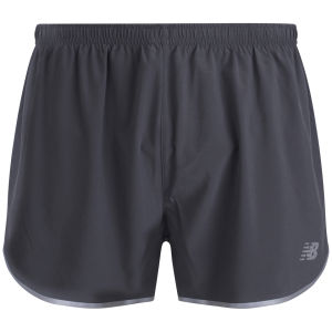 New Balance Men's NBX Split Shorts - Magnet