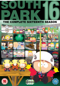 South Park: The Complete 16 Season (Re-packaged)