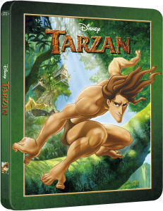 Tarzan - Zavvi exklusives Limited Edition Steelbook (Disney Kollektion #29)