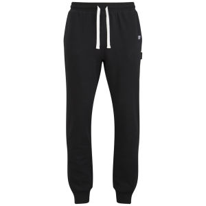 Men's Cotton Sweatpants - Black