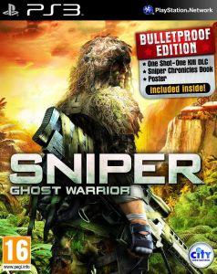 Sniper: Ghost Warrior Steelbook Extended Edition PAL UK