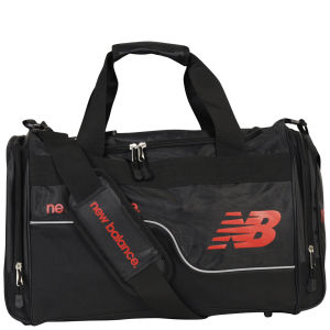 New Balance Medium Race Kitbag - Black/Red/Silver