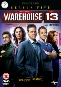 Warehouse 13 - Staffel 5