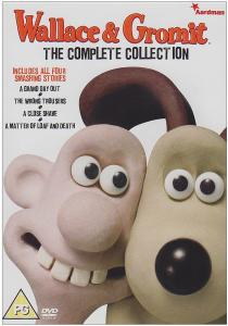 Wallace & Gromit – The Complete Collection