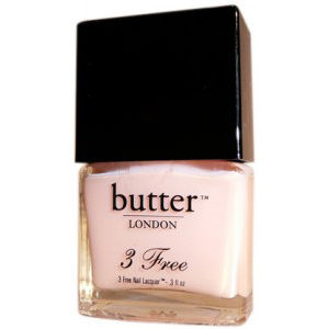 butter LONDON Pink Ribbon 3 Free lacquer 11ml