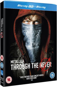 Metallica: Through The Never 3D