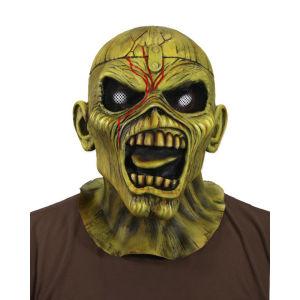 NECA Iron Maiden Eddie Piece Of Mind Latex Mask