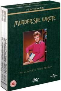 Murder, She Wrote - The Complete 5th Season