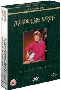 Murder, She Wrote - Seizoen 5 - Compleet