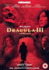 Wes Craven: Dracula III - Legacy