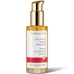 DR.Hauschka Almond St. John's Wort Body Oil 75ml