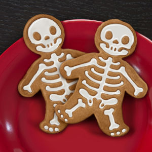 GingerDead Men Cookie Cutter and Stamper