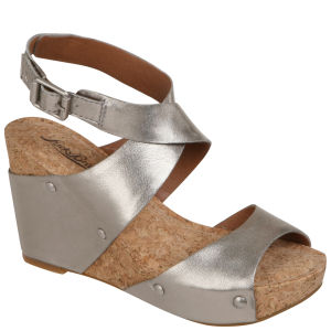 Lucky Brand Women's Moran Cork Wedges - Prosecco