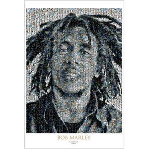 Bob Marley Mosaic II - Maxi Poster - 61 x 91.5cm