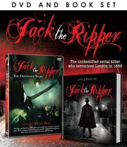 Jack the Ripper (Includes Book)
