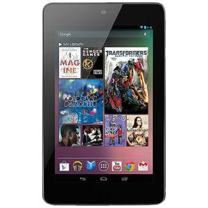 ASUS Google Nexus 7 Zoll Tablet 32GB - Schwarz