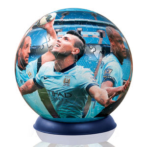 Paul Lamond Games 3D Puzzle Ball Manchester City