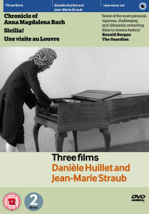 Three films by Jean-Marie Straub and Daniele Huillet