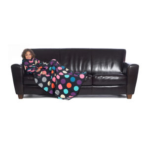 Kids Polka Dot Slanket