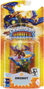 Skylanders: Giants: Light Core Character - Drobot