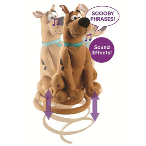Scooby Doo Jumping Scooby Doo
