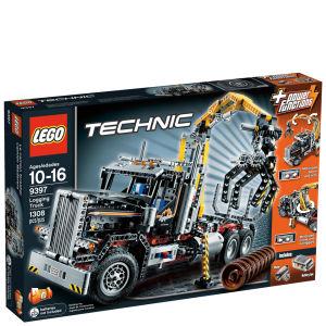 LEGO Technic: Logging Truck (9397)