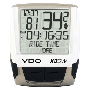 VDO X3DW Wireless Cycle Computer