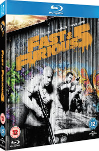Fast and Furious 5 - Screen Outlaws