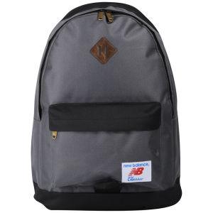 New Balance Casual Backpack - Slate/Black